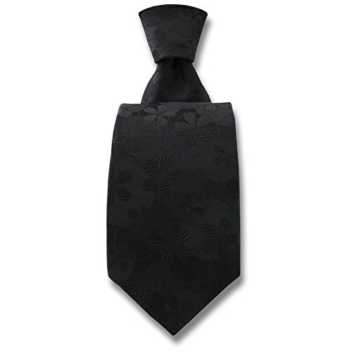 Robert Charles - Cravate Valentina Noir
