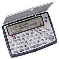 Franklin MWD-450 Merriam-Web Dictionary w/Calculator & Databank