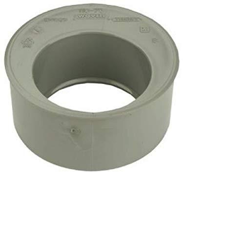Sibo/ Aquaforte 110 mm sur 1 x 40 mm Réducteur d'utilisation pour Manchon KG