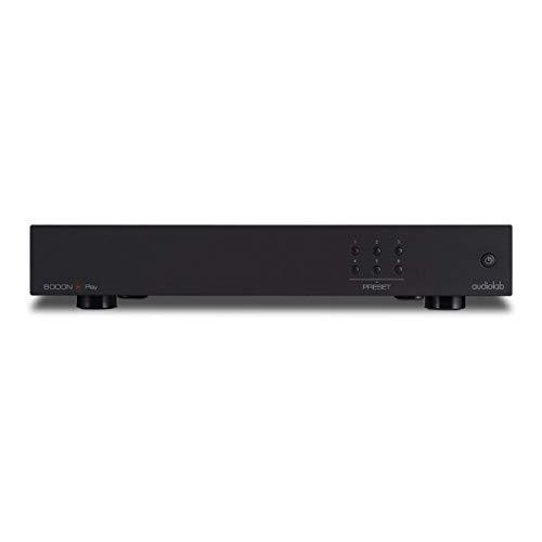 Audiolab 6000N Wi-Fi Audio Streaming Player/Internet Tuner - Black