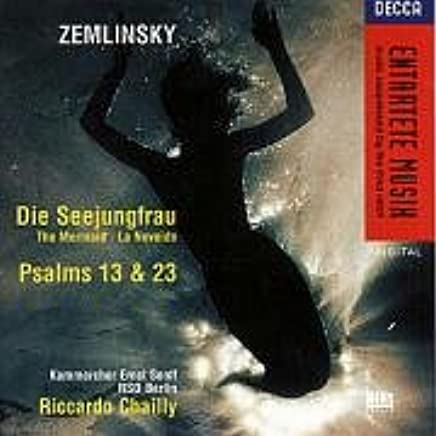 Zemlinsky:Die Seejungfrau: Amazon co uk: Music