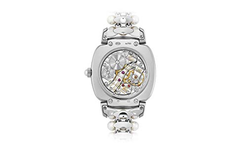 Patek Philippe Gondolo White Gold 7042-100G-010 with Paved 251 Diamonds dial