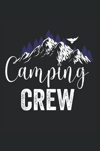 Equipo de camping, cuaderno: Registre todas las ideas, pensamientos, consejos y trucos importantes en este cuaderno que puede escribir usted mismo en forma de diario o cuaderno de bitácora.