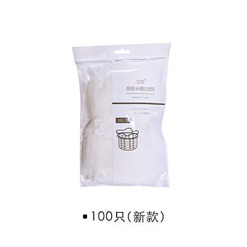 donfonhyx989u7 Bag Filter Bag ondoordringbare verstopte wastafel afvoer water gesneden zakken alleen maar geïnstalleerd