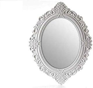 1,5 GICOS IMPORT EXPORT SRL Specchio Rettangolare da Porta e da Parete in Legno Colore Noce 36 126 cm NOF-772269