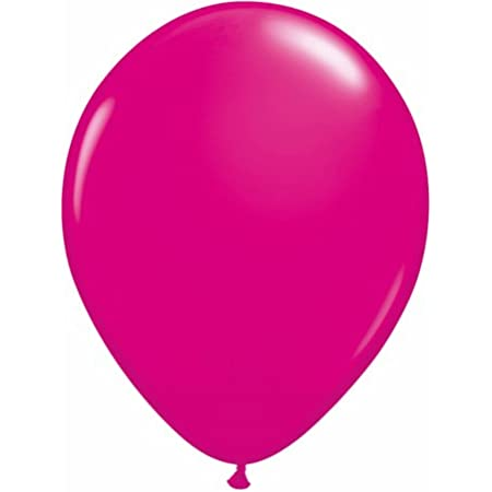 10 balloons per package 11 Berry Pink Balloons PINK-03