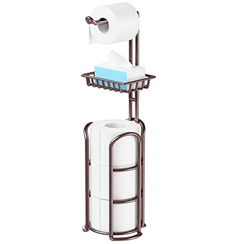 Top 10 best selling list for toilet roll holder storage freestanding