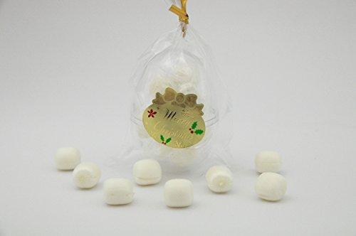 クリスマス オーナメント たまご型 ミルク飴 ツリーオーナメント