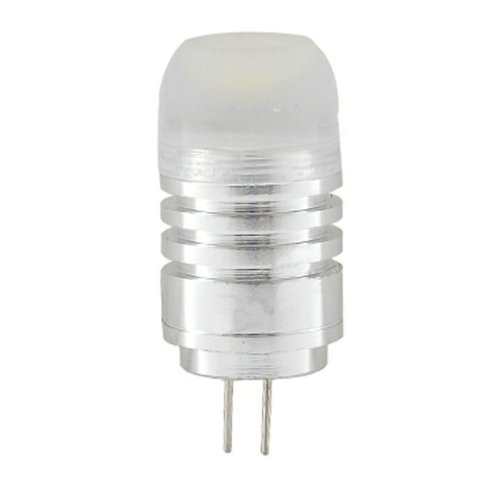 Domire 12V G4 Led Bulb Lamps 3W Day White 20W Halogen Replacements Pack of 6