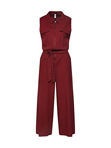 SOYACONCEPT Damen Jumpsuit SC-INA 7 Jumpsuit Burgunder XL