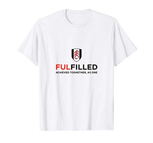 Fulham Premier League Camiseta