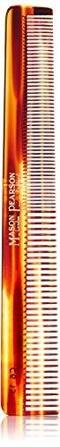 Mason Pearson Professional Hairdressing Salon Barber Hair Cutting Hair Comb C6