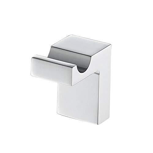 Handdoek Ring, Rod, Frame - Badkamer Hanger, Alle Koper Chrome muur Haakje, Enkele Haak
