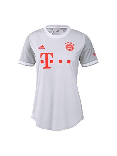 FC Bayern München Damen Away-Trikot Auswärts Saison 2020/21, Gr. S, ohne Flock