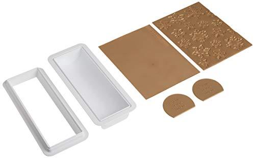 Silikomart 25.071.63.0065 Moules à forme spécifique, Silicone, Gris, 12 x 29 x 8 cm
