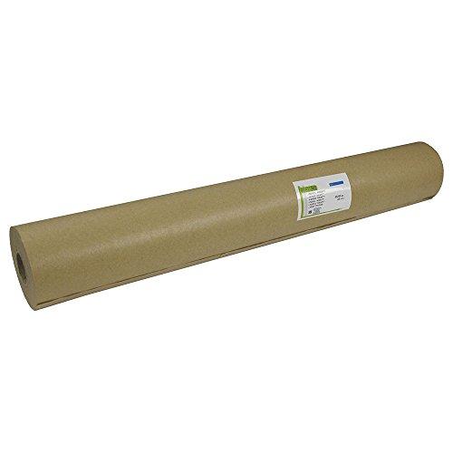 Oryx 14051710 - Rollo de papel kraft (45 cm x 45 m, estándar) color marrón