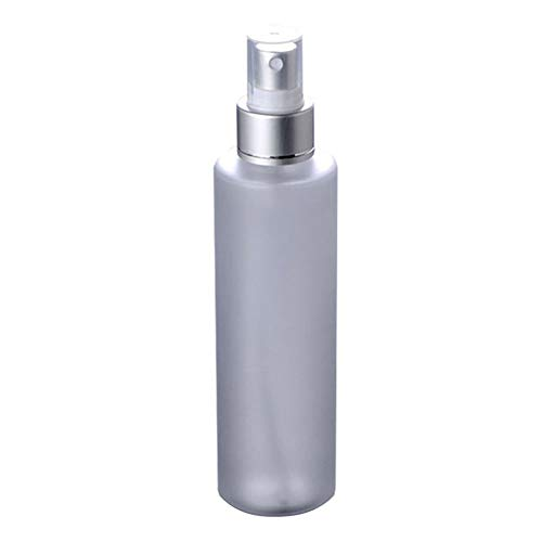 Momangel Atomiseur de Parfum en Plastique Rechargeable 200 ML, Plastique, Transparent, 200 ML