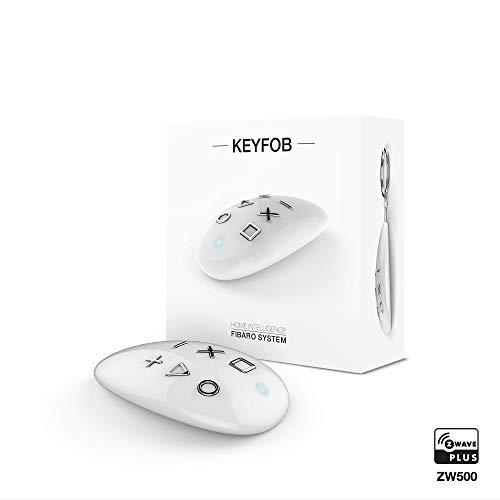 FIBARO KeyFob / Z-Wave Plus Fernbedienug, sechs Knöpfe, FGKF-601