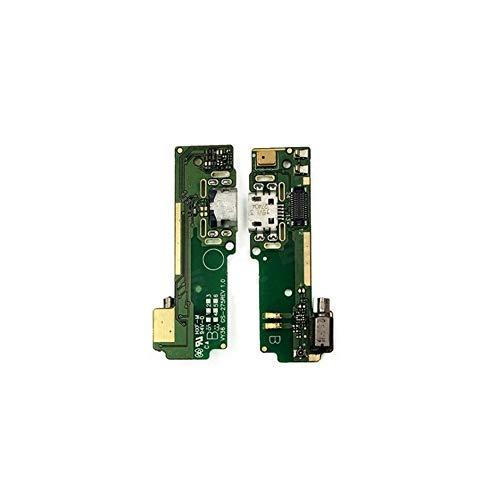 HDHUIXS Compatibilidad Nueva Carga Micro Junta Conector Dock For Sony Xperia XA F3111 F3112 F3113 USB Cargador de Puerto Flex Cable Piezas de reparación Profesional