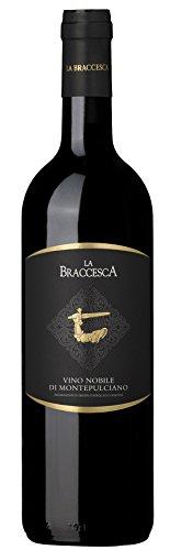 6x 0,75l - 2016er - La Braccesca - Vino Nobile di Montepulciano D.O.C.G. - Toscana - Italien - Rotwein trocken