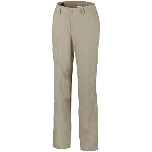 Columbia Pantaloni, Silver Ridge, Donna, Tusk, 6, AL8003