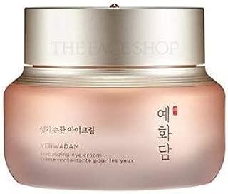 The Face Shop Yehwadam REVITALIZING EYE CREAM Creme Pour Les Yeux
