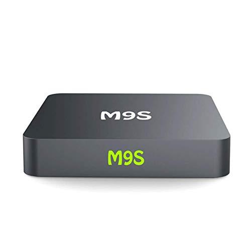 La Resolución Ultra HD De TV Box4k Es Compatible con El Procesador De Bajo Consumo De Varios Idiomas Y S905x De 1GB + 8GB con Control Remoto Inalámbrico