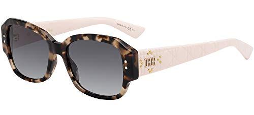 Dior Sonnenbrillen LADY STUDS 5 HAVANA PINK/GREY SHADED 54/18/140 Damen