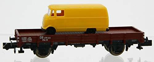 TRIX Minitrix 15041-34 Escala N 1:160 vagón mercancias, usado segunda mano  Se entrega en toda España