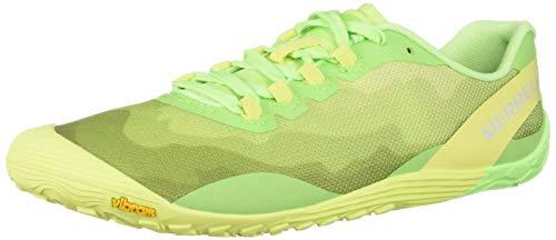 Merrell Women's Vapor Glove 4 Sneaker, sunny lime, 07.5 M US
