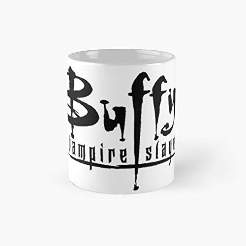 Buffy The Vampire Slayer Logo Classic Mug | Migliore regalo divertente tazze da caffè 325 ml