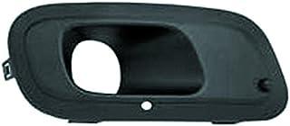 GRIGLIA PARAURTI ANTERIORE SUPERIORE FIAT 500L DAL 2012 TOP QUALITY