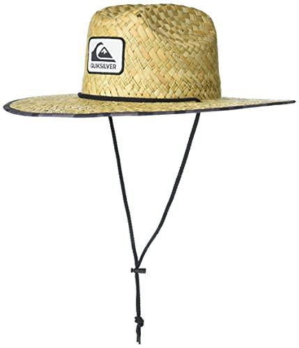 Quiksilver Outsider Sun Hat Sombrero para el Sol, Camo Gris Negro, XX-Large para Mujer