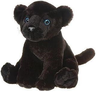 "Fiesta Toys Black Panther Stuffed Animal Beanbag Toy - 10"""