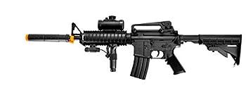 256-in-1 M83 Clone Electric Airsoft Rifle AEG Gun M4 M16 - The Chameleon