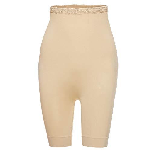 LUCOG Femmes Intimates, Femmes Body Pants Three Breasted High Waist Bodysuit Underwear Corset Slip