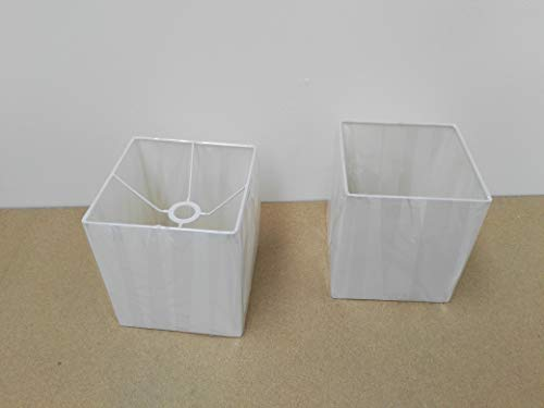Tina Stoff Lampenschirm E14 18x18 cm