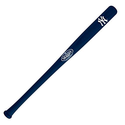 Demarini - Batte de Baseball MLB New York Yankees junior en bois Louisville Slugger Navy taille batte - 30