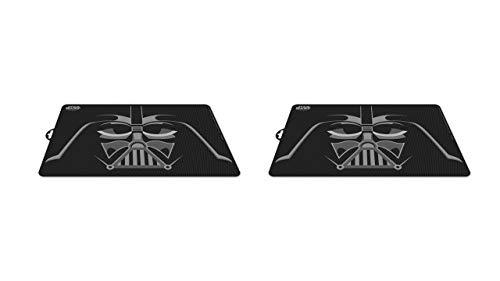 ALMACENESADAN 2450; Pack 2 manteles Individuales Character Disney Star Wars, Darth Vader; Dimensiones 43x29 cm; Producto de plástico; No BPA