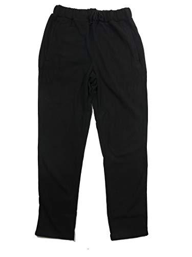Marc&Mark Fleecehose Herrenübergröße bis 10XL, schwarz, Größe:4XL