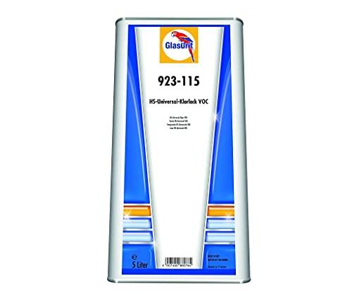 Glasurit Trasparente 923-115 HS Universale LT 5