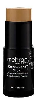 Mehron Makeup CreamBlend Stick  .75 oz   EURASIA FAIR