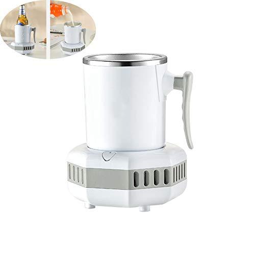 RSGK Termo portátil de 380 ml, enfriador rápido, accesorio para platos de...