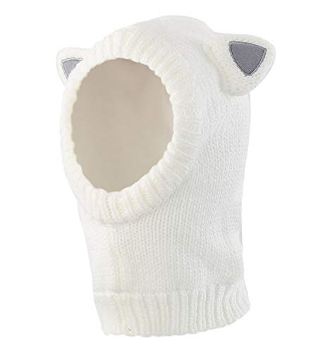 LLmoway Infant Boys Girls Winter Warm Hat Kids Knit Fleece Lined Scarf...