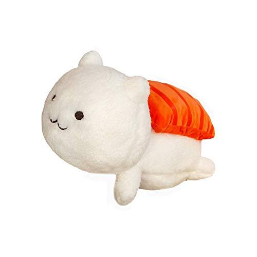N / A 1pc 45cm Kreative Liegende Sushi Katzen Plüschtier Gefüllte Cartoon Schöne Tierpuppe Weiche Kissen Sitzkissen Mädchen Kind Kind Geburtstagsgeschenk 45cm