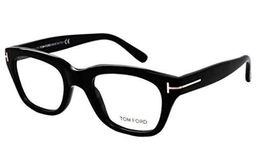 Tom Ford Montura de Gafas FT5178 001 negro 50MM