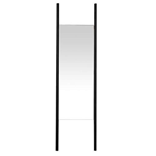 mokebo® Wandspiegel 'Der Hochbeinige' mit Holzrahmen, auch als Standspiegel & Ganzkörperspiegel | 47x170x4 (B/H/T in cm)