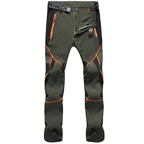 Pantalones de hombre de verano pantalones de hombre ropa a prueba de viento