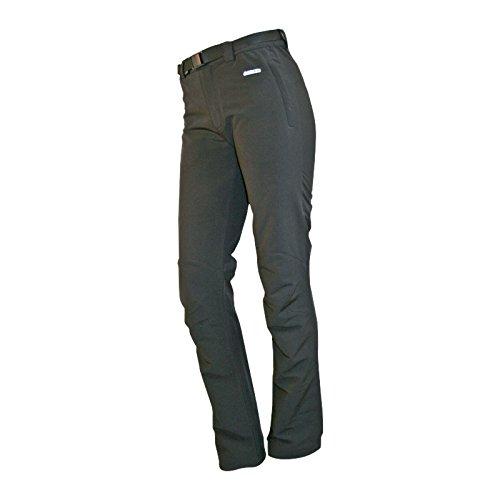 ALTUS Olloqui - Pantalón de Trekking para Mujer, Color Negro, Talla S