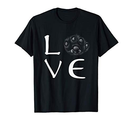 Gatos - bonito regalo para tu novia Camiseta